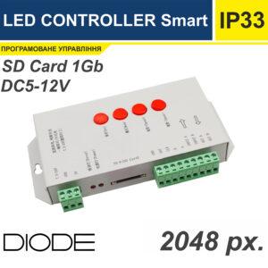 Контроллер T-1000S SD card